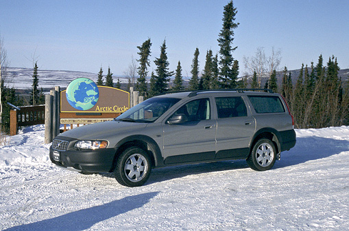 Volvo XC 70 20T Cross Country