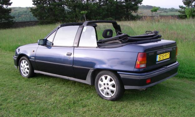 opel kadett cabriolet photos reviews news specs buy car. Black Bedroom Furniture Sets. Home Design Ideas