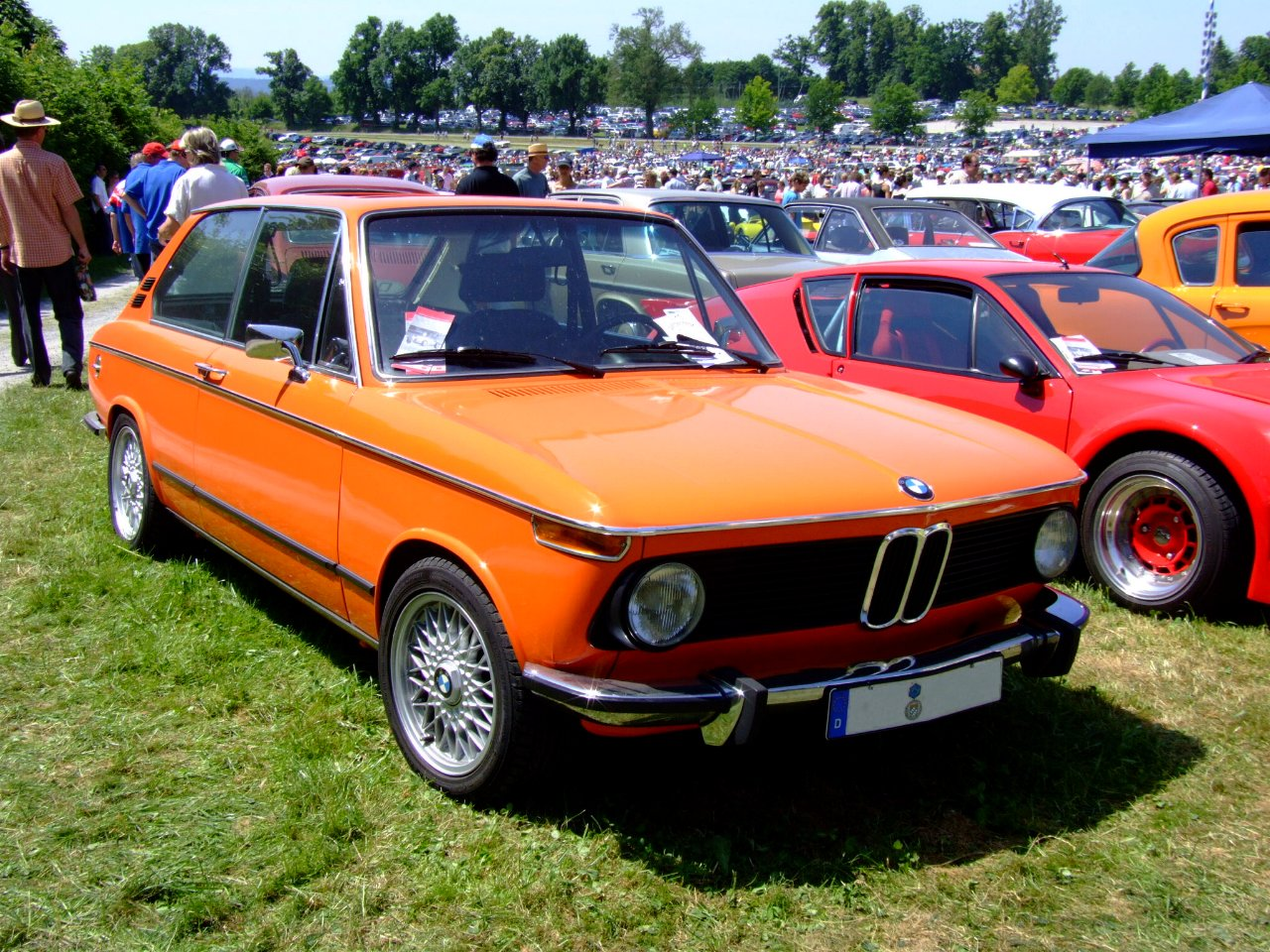 Bmw 2002 Tii Touring Picture 7 Reviews News Specs Buy Car
