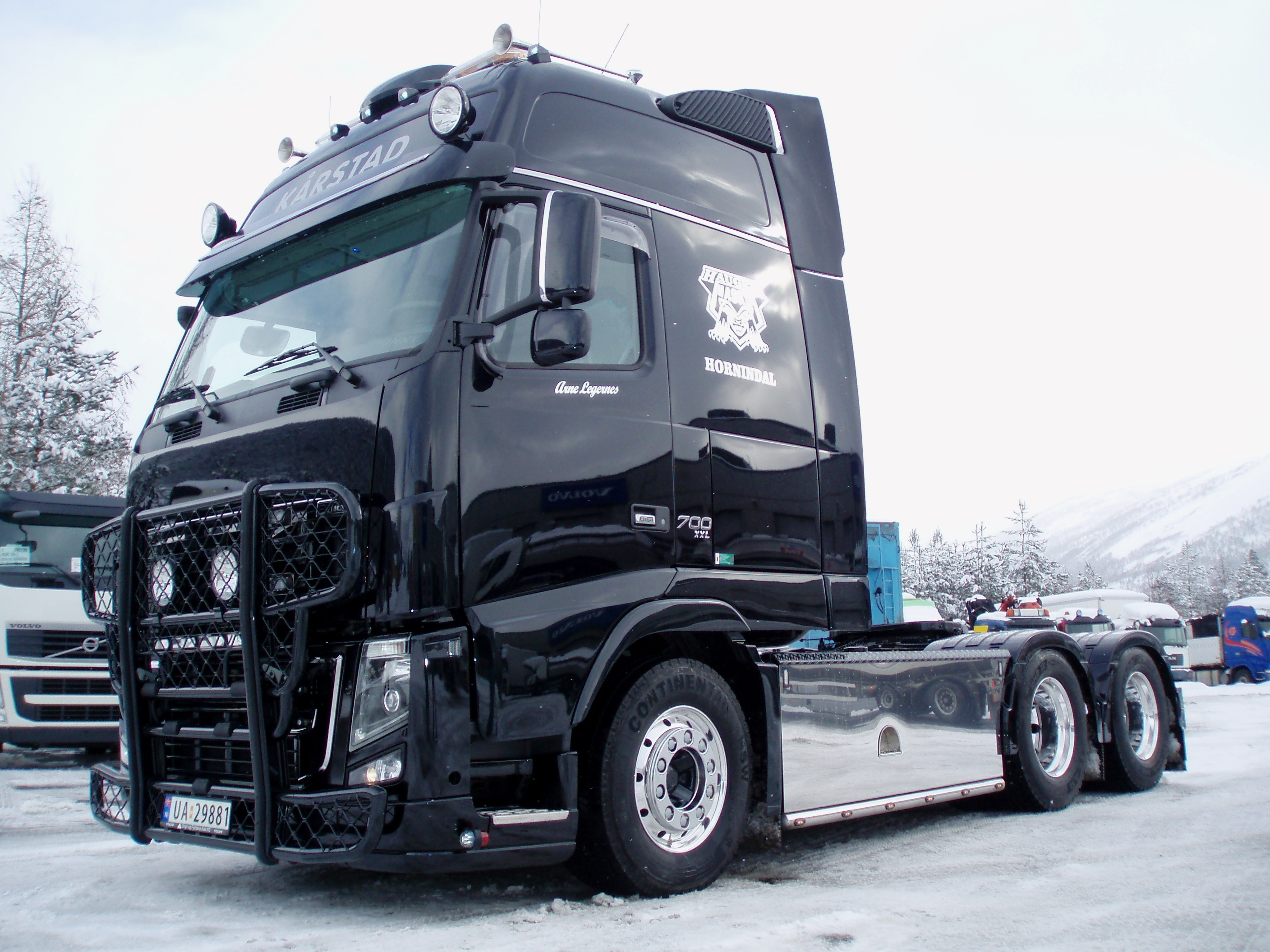 Volvo Fh16 Picture 13 Reviews News Specs Buy Car