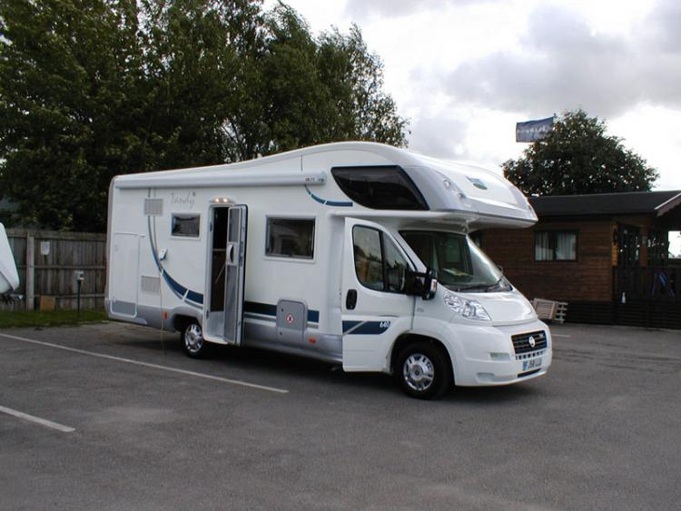 Fiat Ducato Motorhome Picture 8 Reviews News Specs