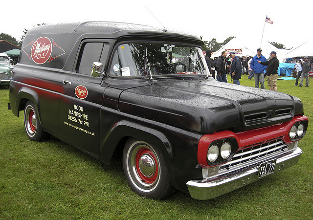 Ford Panel Street Rod