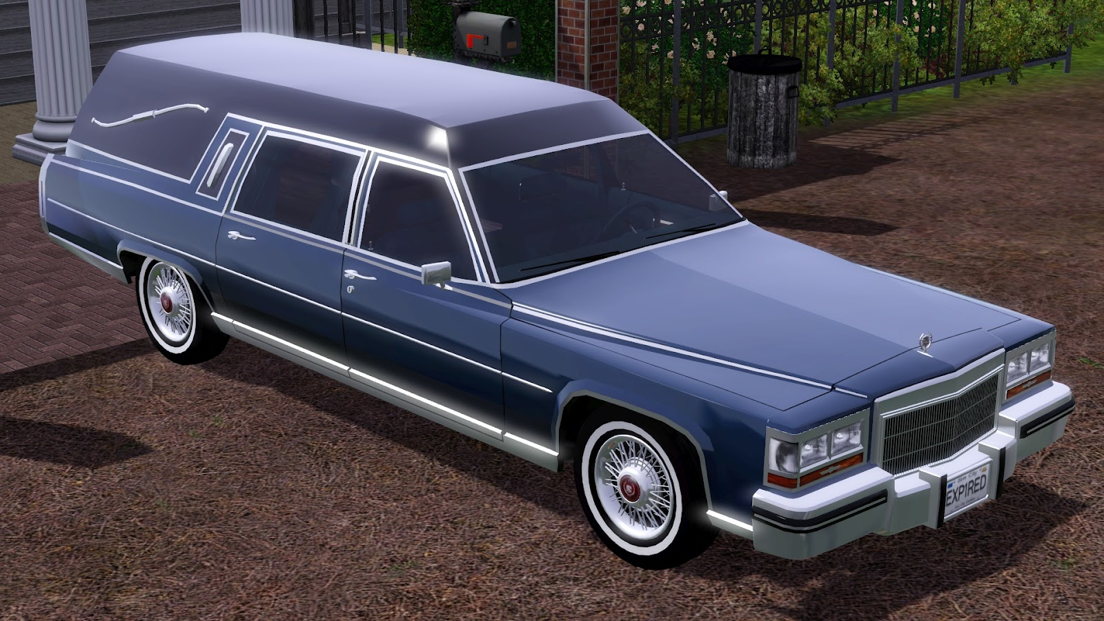Cadillac Fleetwood Hearse Photos Reviews News Specs