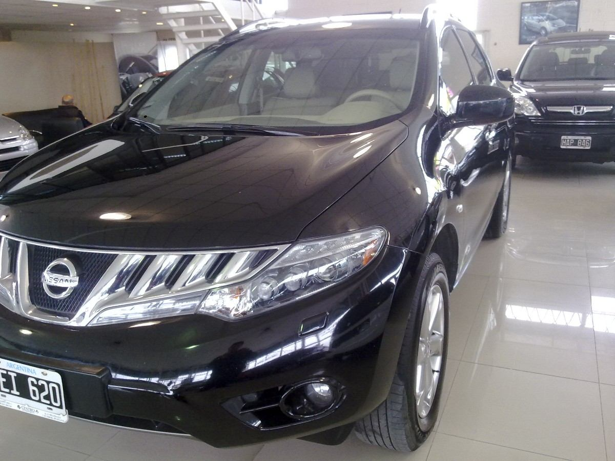 nissan murano xtronic cvt picture 5 reviews news specs buy car. Black Bedroom Furniture Sets. Home Design Ideas