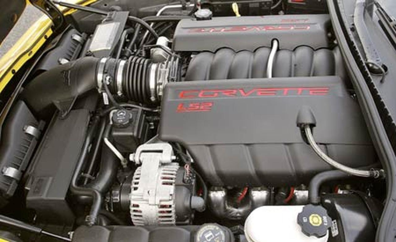 Chevrolet Corvette LS2:picture # 10 , reviews, news, specs ...
