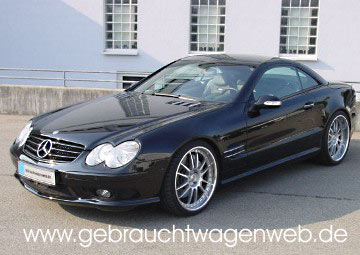 Mercedes benz sl 55 amg v8 kompressor picture 2 for Mercedes benz v8 kompressor