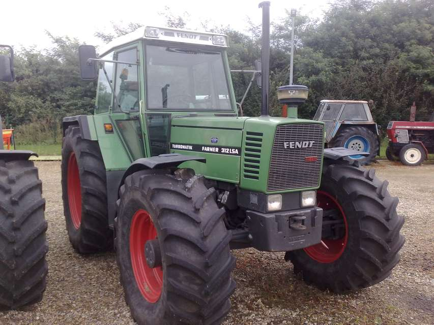 Fendt Farmer 312 Lsa Turbomatic Picture 7 Reviews