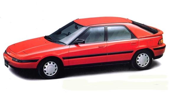 Mazda astina picture 2 reviews news specs buy car