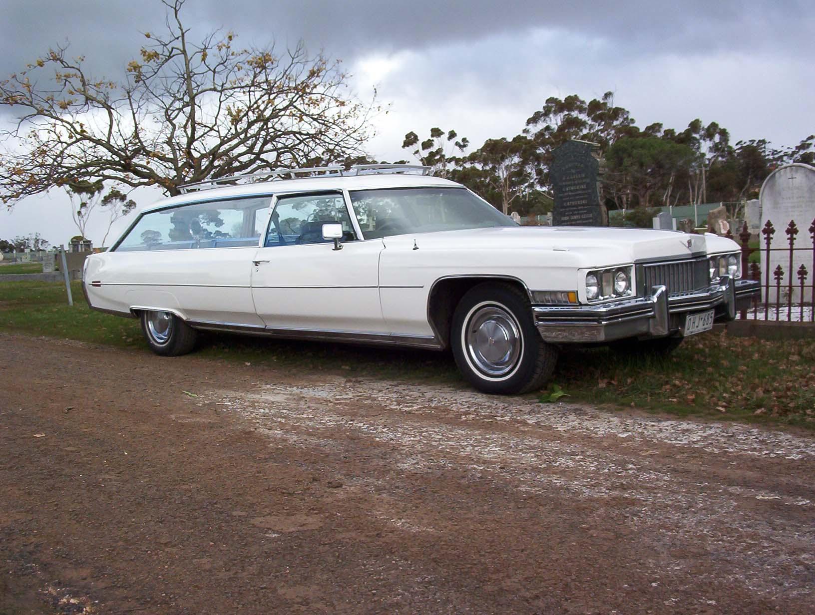 Cadillac De Ville Hearse Photos Reviews News Specs