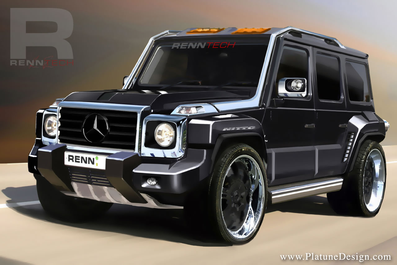 Mercedes benz g wagon photos reviews news specs buy car for Mercedes benz g class amg