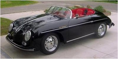 porsche 356 speedster replica picture 14 reviews news. Black Bedroom Furniture Sets. Home Design Ideas