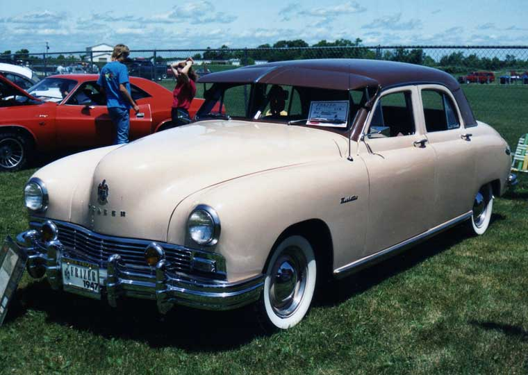 Frazer Manhattan Photos Reviews News Specs Buy Car
