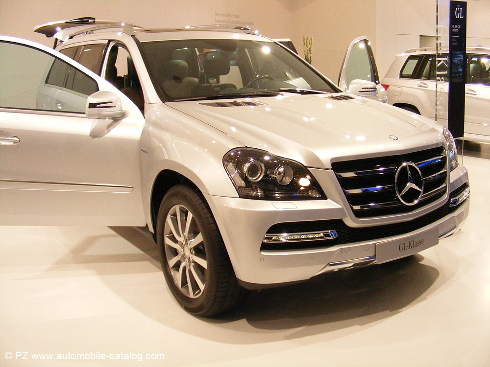 Mercedes benz ml 500 cdi 4matic blueefficiency picture 9 for Mercedes benz ml 500