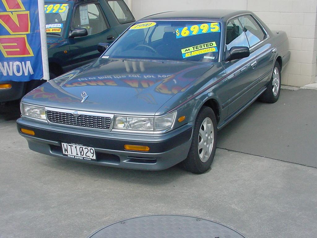 Nissan Laurel:picture # 13 , reviews, news, specs, buy car