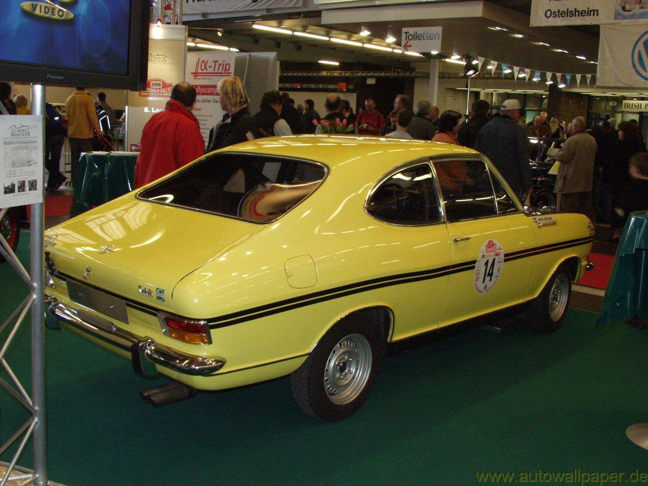 Opel Kadett Rallye Picture 11 Reviews News Specs Buy Car