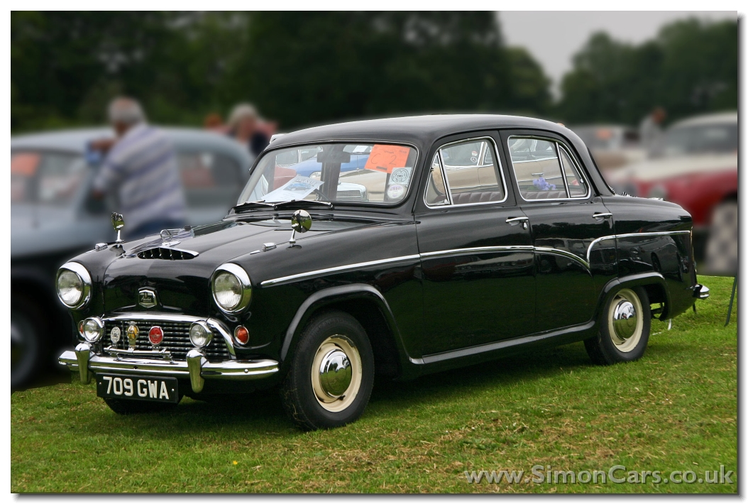 Austin A55 Cambridge Picture 12 Reviews News Specs Buy Car