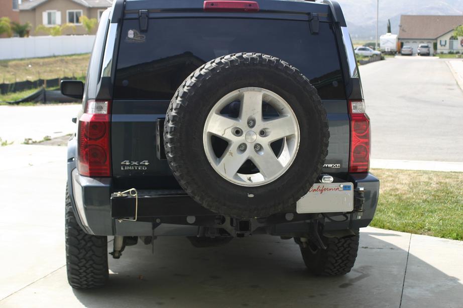 Jeep Commander Xk Picture 7 Reviews News Specs Buy Car