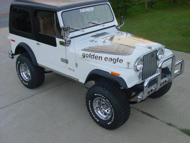 Jeep Golden Eagle Picture 8 Reviews News Specs Buy Car