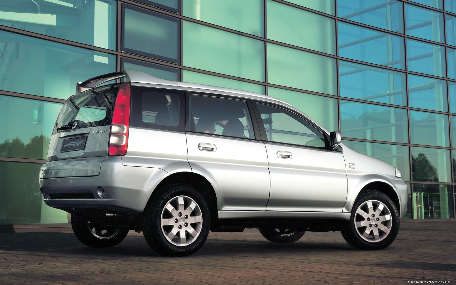 Honda Vezel to be named HR-V?
