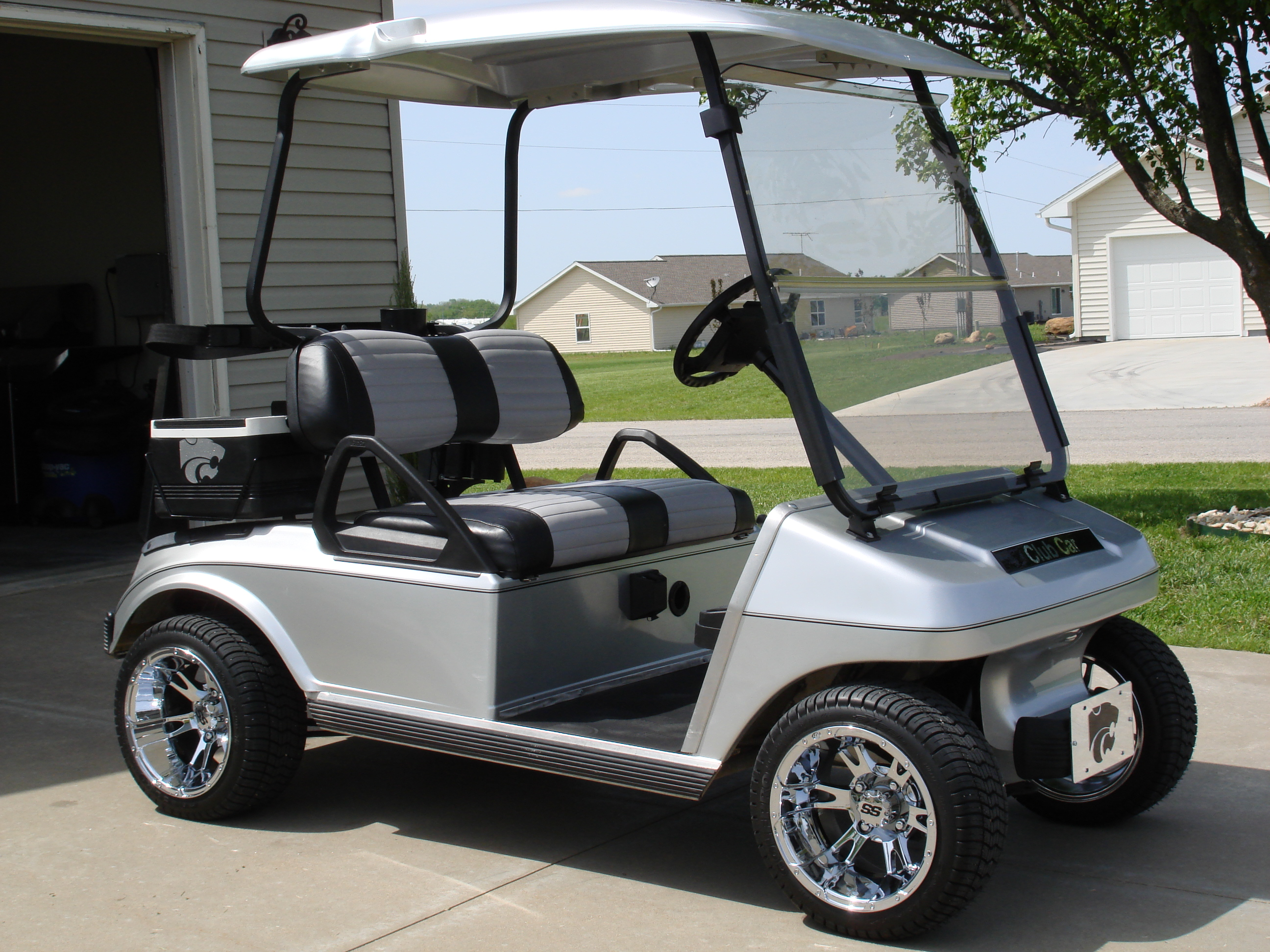 Club Car Golf Cart:picture # 12 , reviews, news, specs, buy car