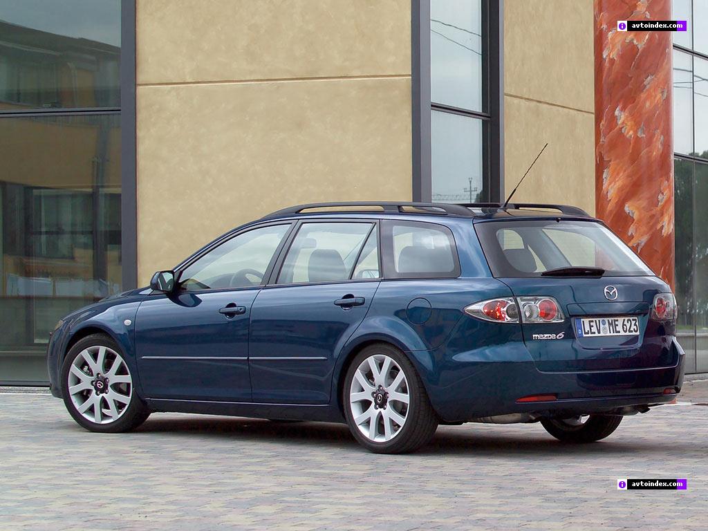 mazda 6 sw photos reviews news specs buy car