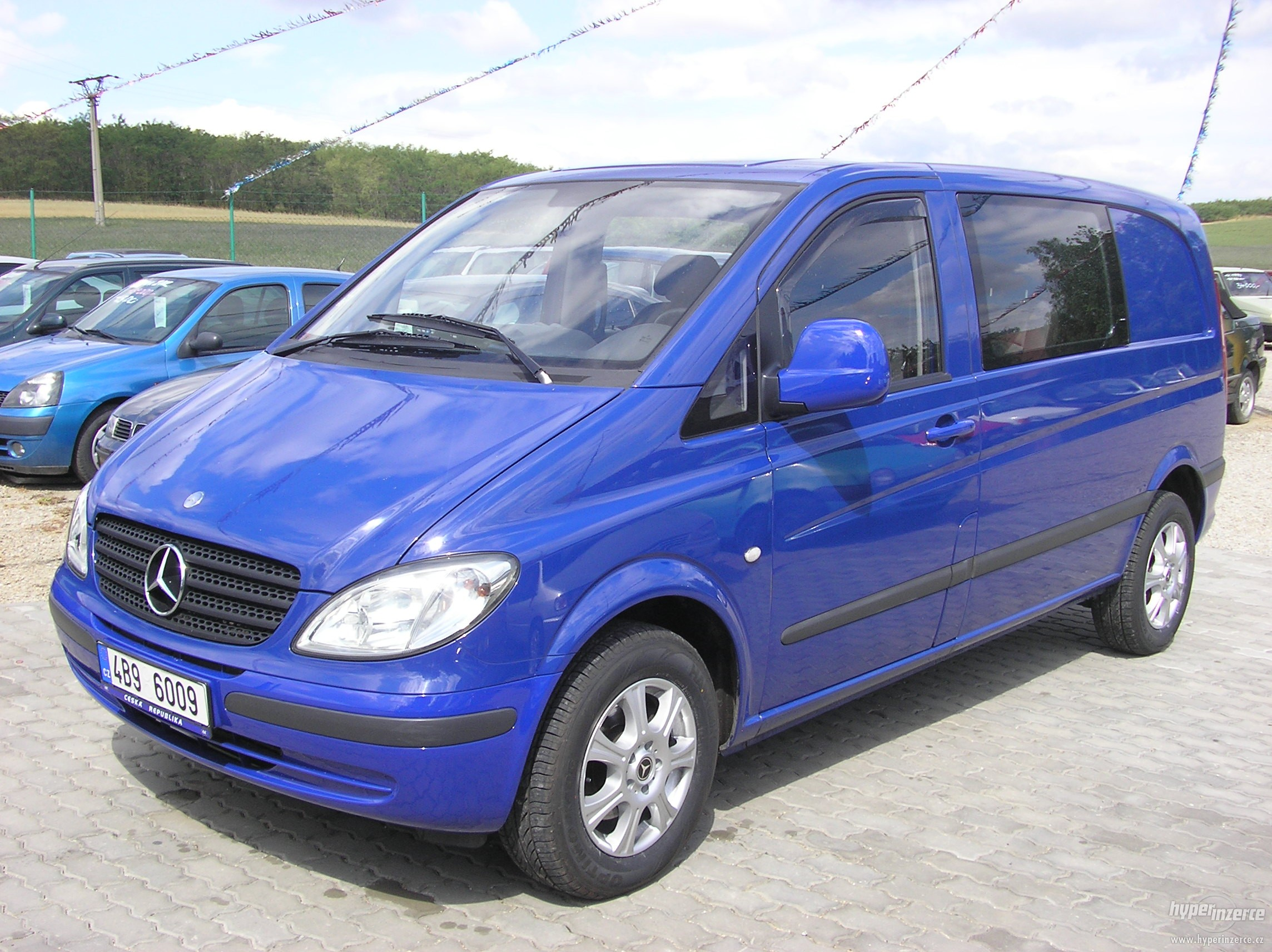 mercedes benz vito 111 cdi picture 10 reviews news specs buy car. Black Bedroom Furniture Sets. Home Design Ideas