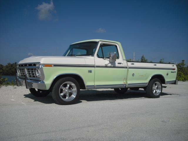 Bed Panels Styleside 1973 79 F100 F150 Lmc Truck ...