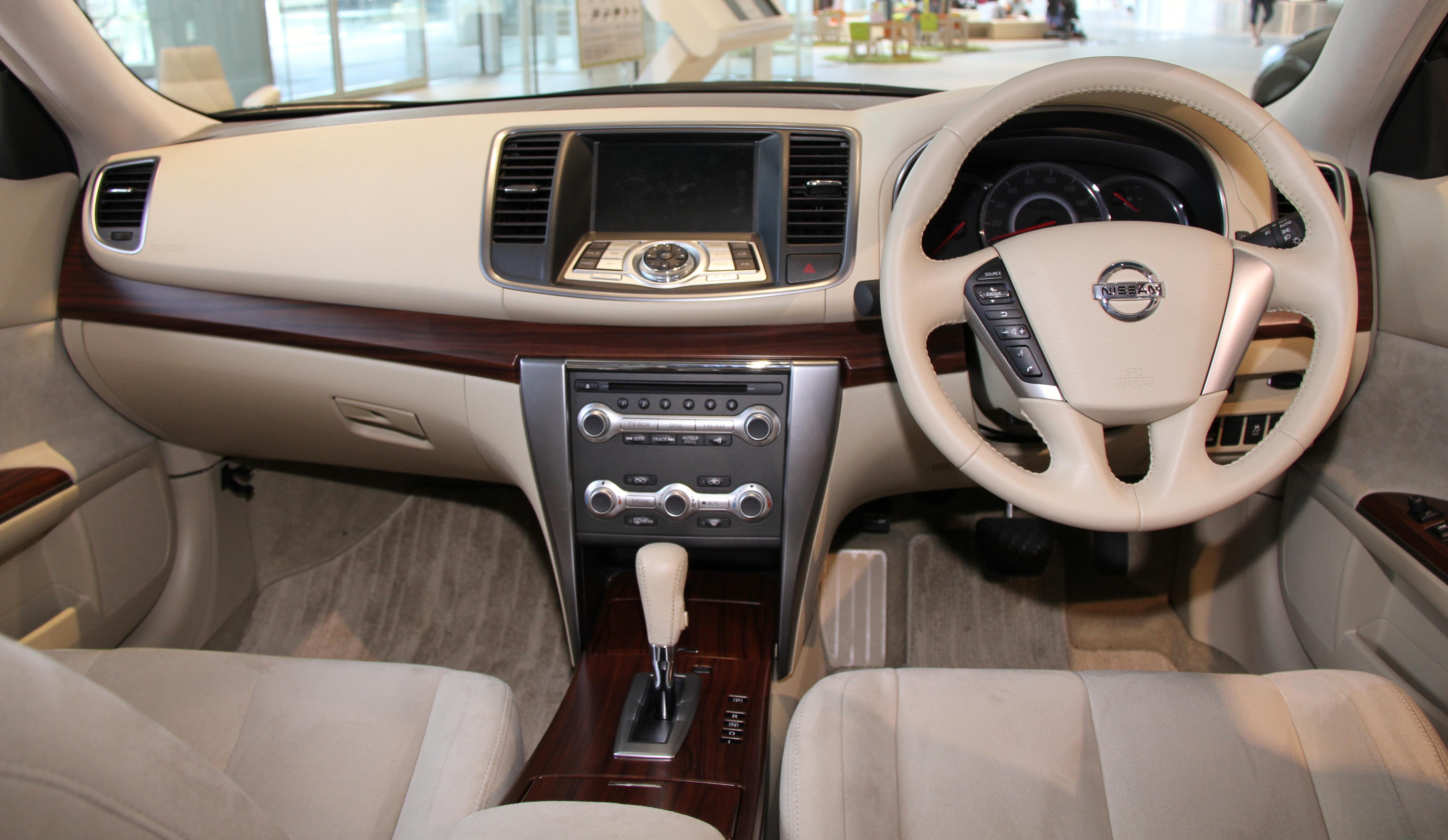 Nissan Teana Picture 14 Reviews News Specs Buy Car