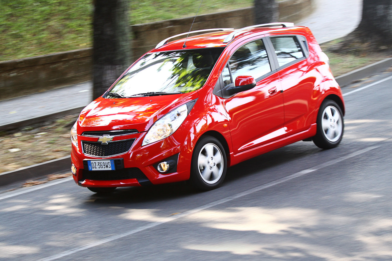 Chevrolet Spark Lt Picture 12 Reviews News Specs