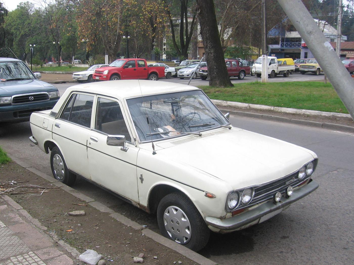 Datsun 1600 De Luxe Sedan: Photos, Reviews, News, Specs ...