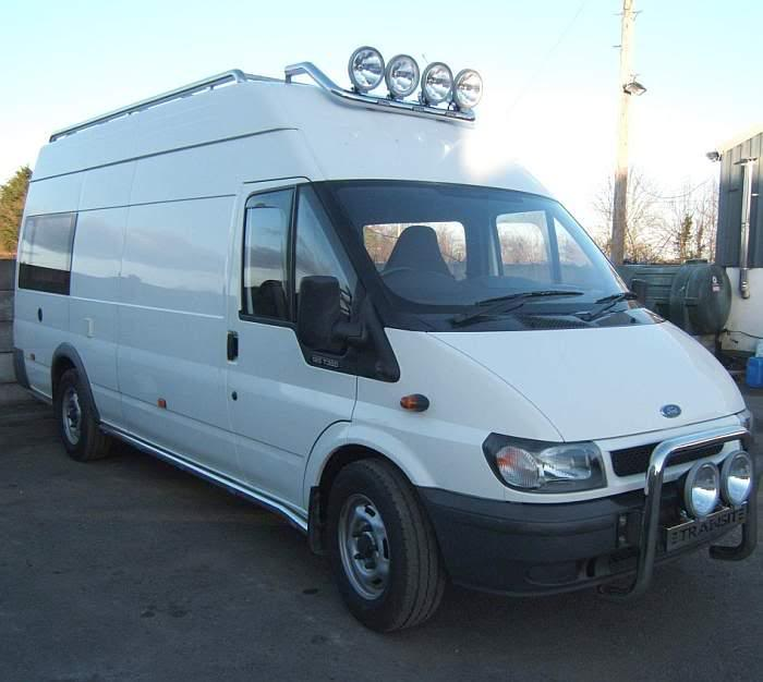61 Ford Transit 280 Swb: Ford Transit 100 T280:picture # 4 , Reviews, News, Specs