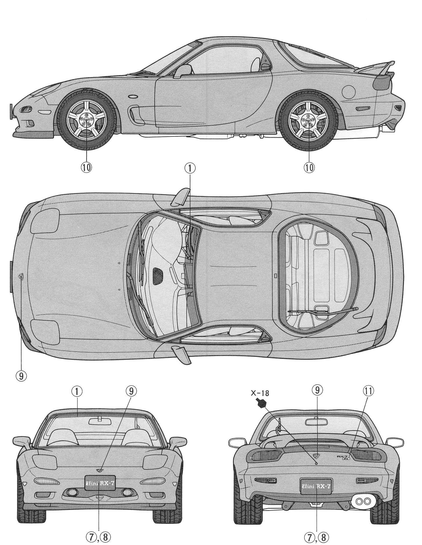 Mazda rx 7 efinipicture 13 reviews news specs buy car mazda rx 7 efini malvernweather Gallery