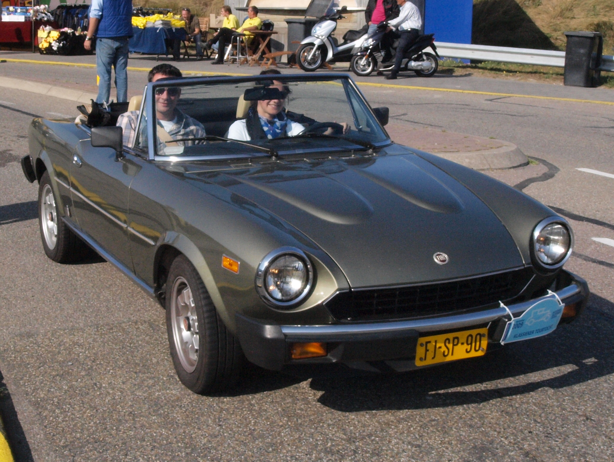 Fiat 124 Spider 2000 USA:picture # 6 , reviews, news, specs