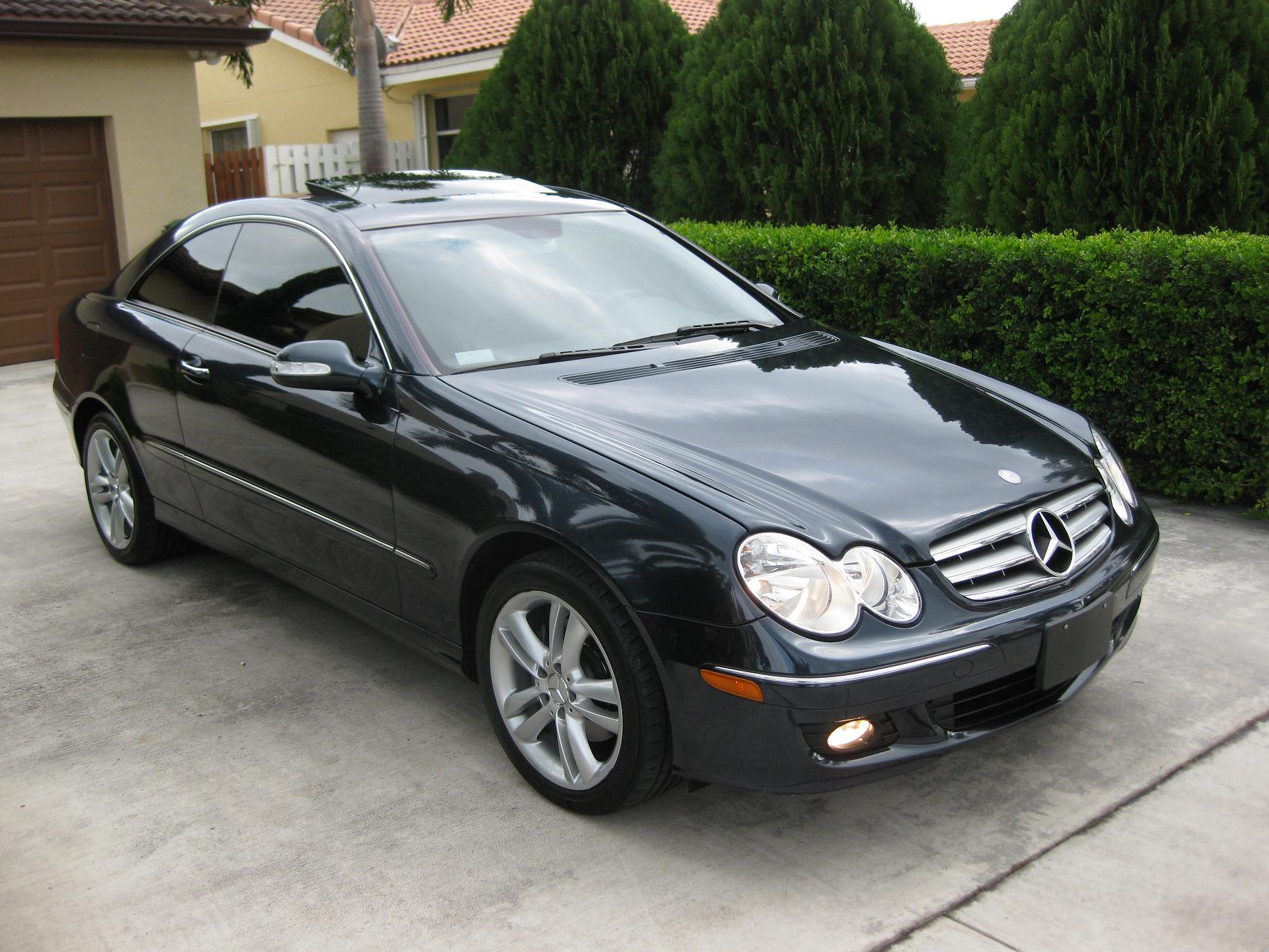 Mercedes benz clk350 picture 9 reviews news specs for Mercedes benz news