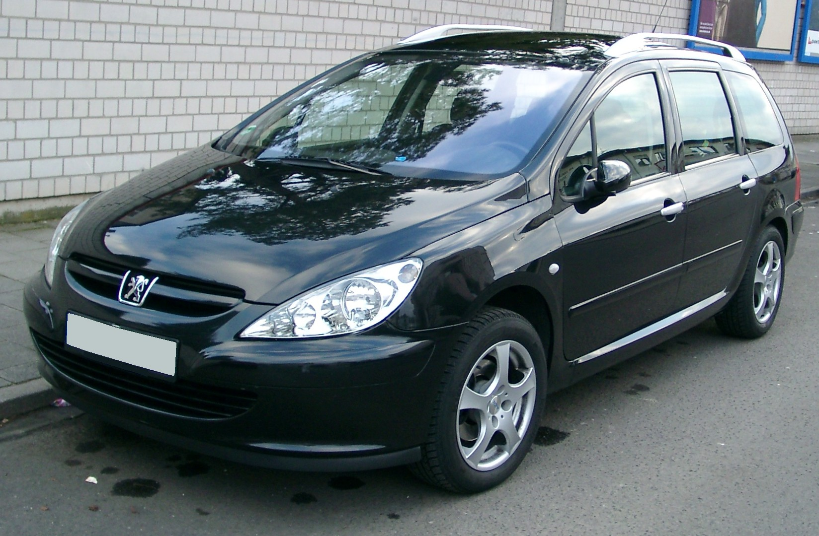 peugeot 307 sw photos reviews news specs buy car. Black Bedroom Furniture Sets. Home Design Ideas