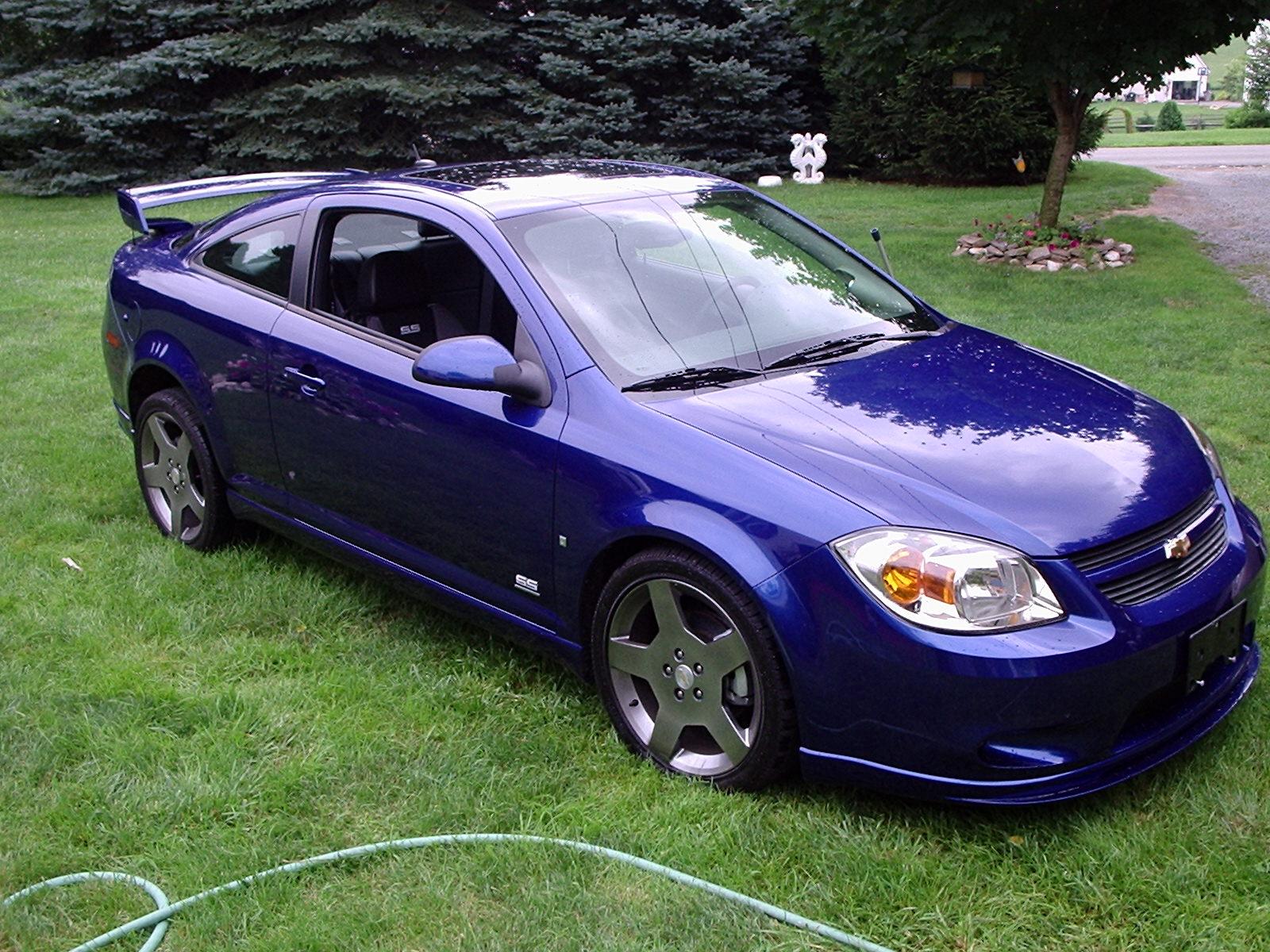 Chevrolet Cobalt Ss Picture 7 Reviews News Specs Buy Car