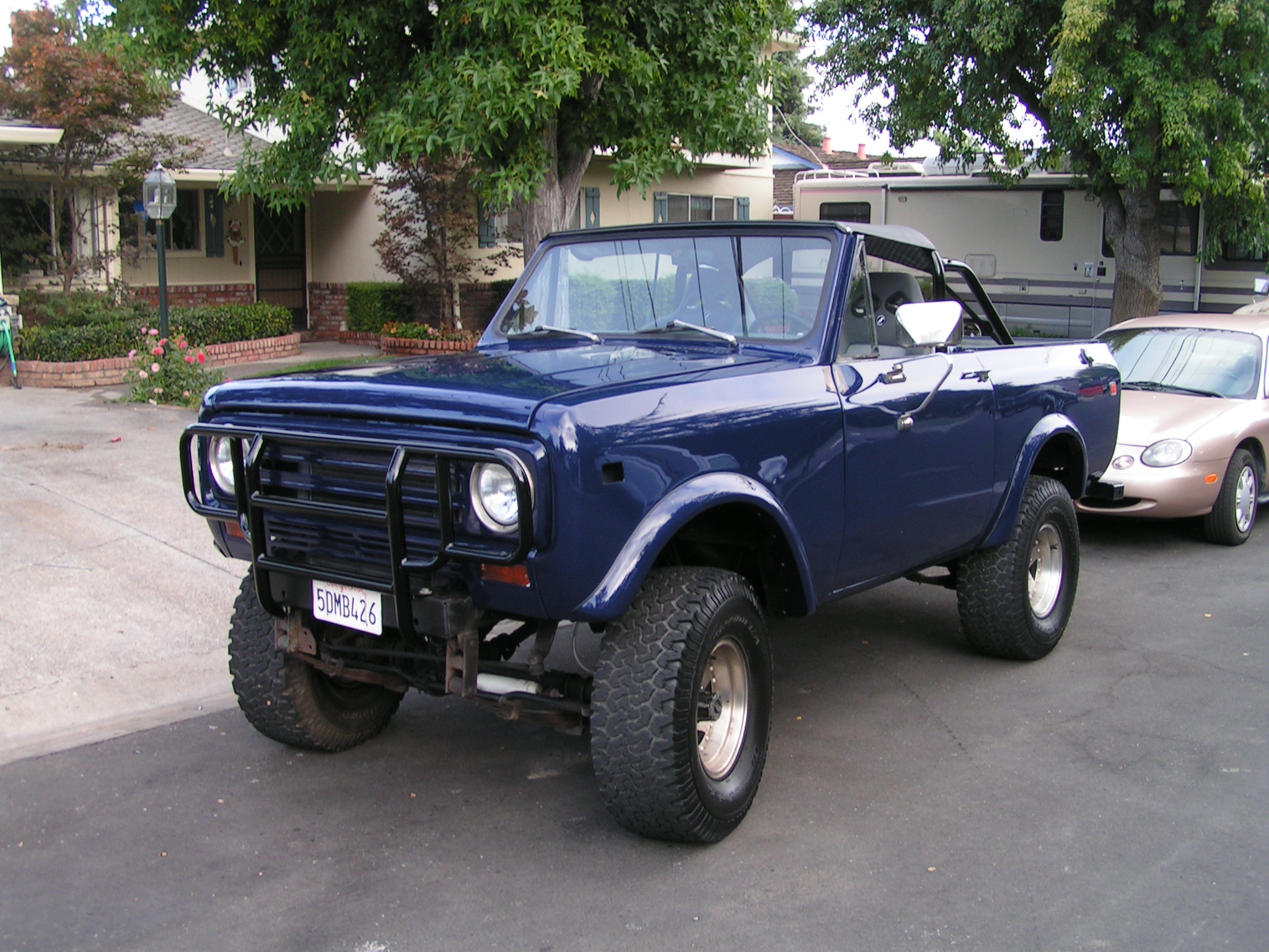 International Scout Ii Picture 13 Reviews News Specs