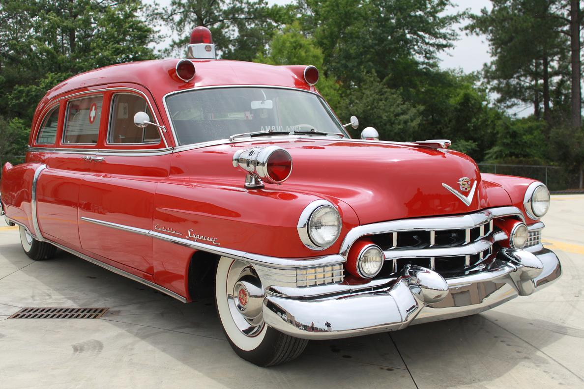 cadillac ambulance photos reviews news specs buy car