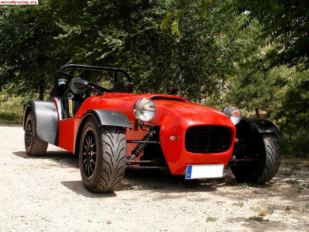 MK Indy Super Seven replica:picture # 7 , reviews, news, specs, buy car