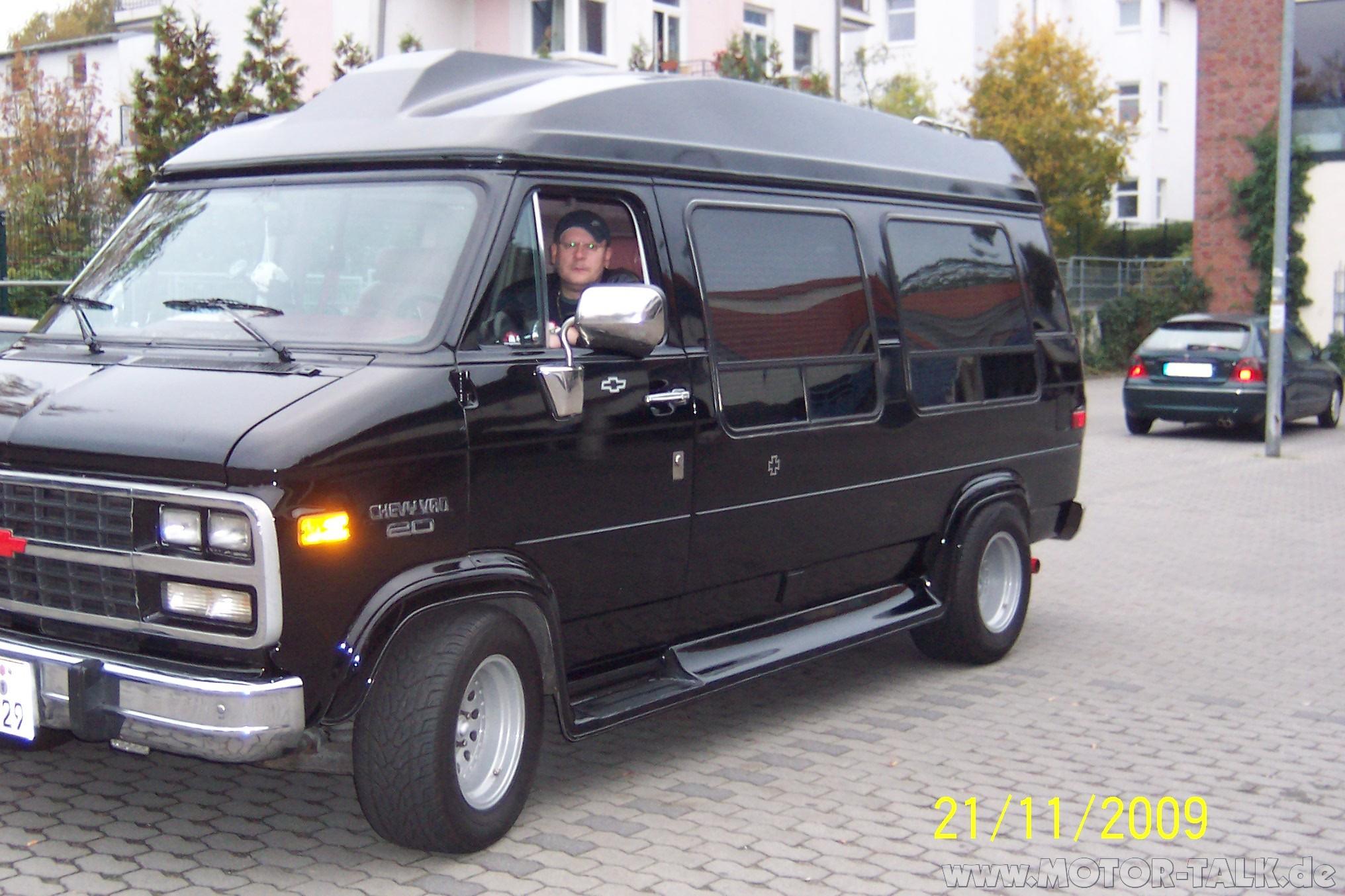 chevrolet van g20 picture 11 reviews news specs buy car. Black Bedroom Furniture Sets. Home Design Ideas