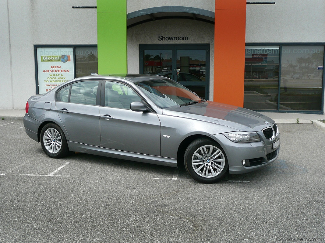 Bmw 320i Picture 7 Reviews News Specs Buy Car