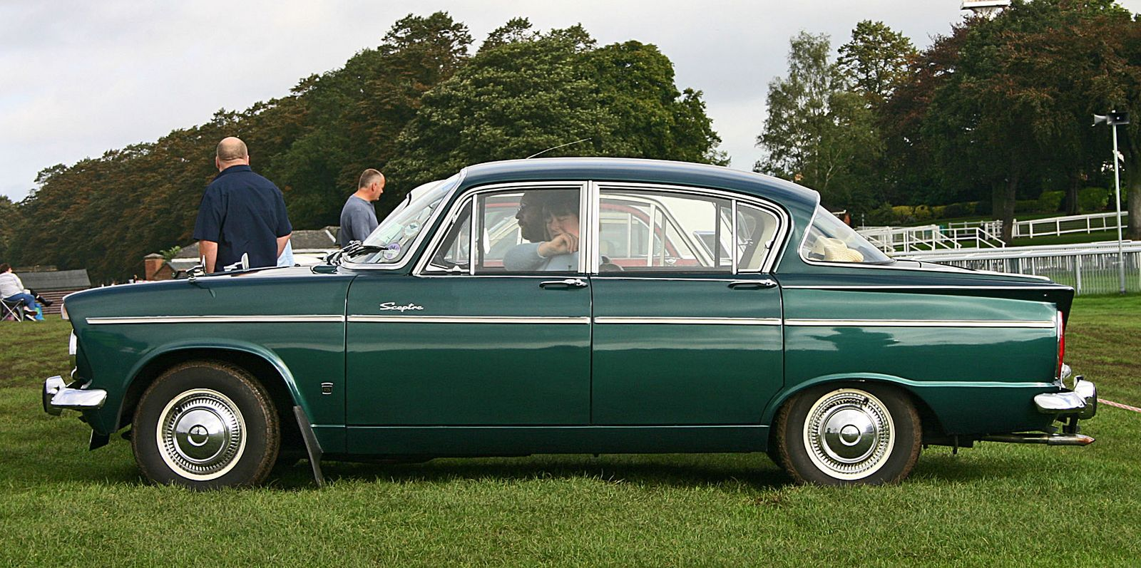 Humber Sceptre Picture 15 Reviews News Specs Buy Car