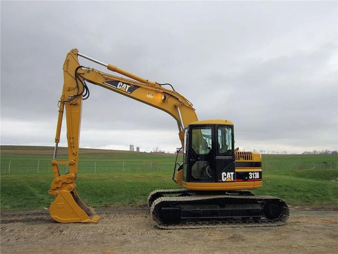 Caterpillar 313B CR:picture # 12 , reviews, news, specs, buy car