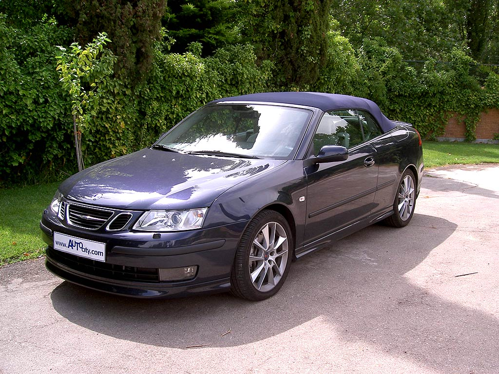 saab 9 3 cabrio photos reviews news specs buy car. Black Bedroom Furniture Sets. Home Design Ideas