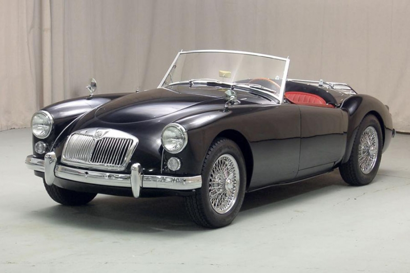 Mg A Roadster Picture 9 Reviews News Specs Buy Car
