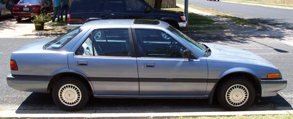 Honda Accord LXi:picture # 15 , reviews, news, specs, buy car