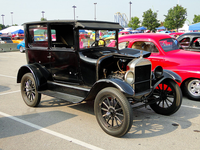 Ford Model A 76