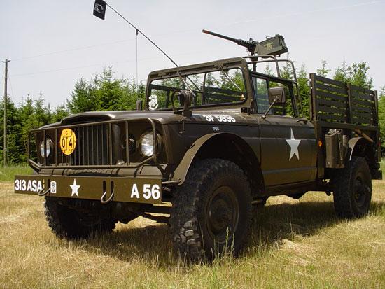 kaiser jeep m715 picture 7 reviews news specs buy car. Black Bedroom Furniture Sets. Home Design Ideas