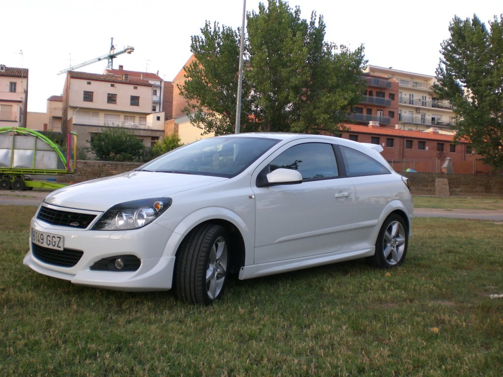 irmscher opel astra gtc picture 4 reviews news specs buy car. Black Bedroom Furniture Sets. Home Design Ideas