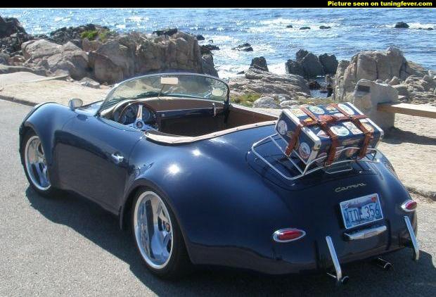 Speedster Wide Body Replica Picture 6 Reviews News
